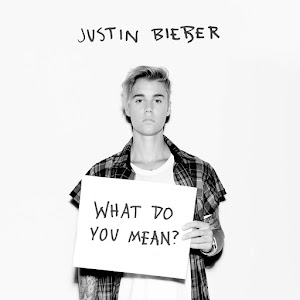 Justin Bieber - What Do You Mean? - Single Cover