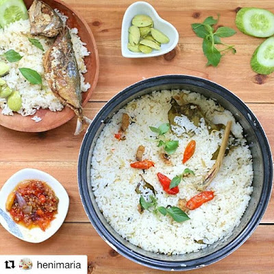 pada kesempatan kali ini saya akan membagikan artikel tentang resep nasi liwet magic com Resep Nasi Liwet Magic Com