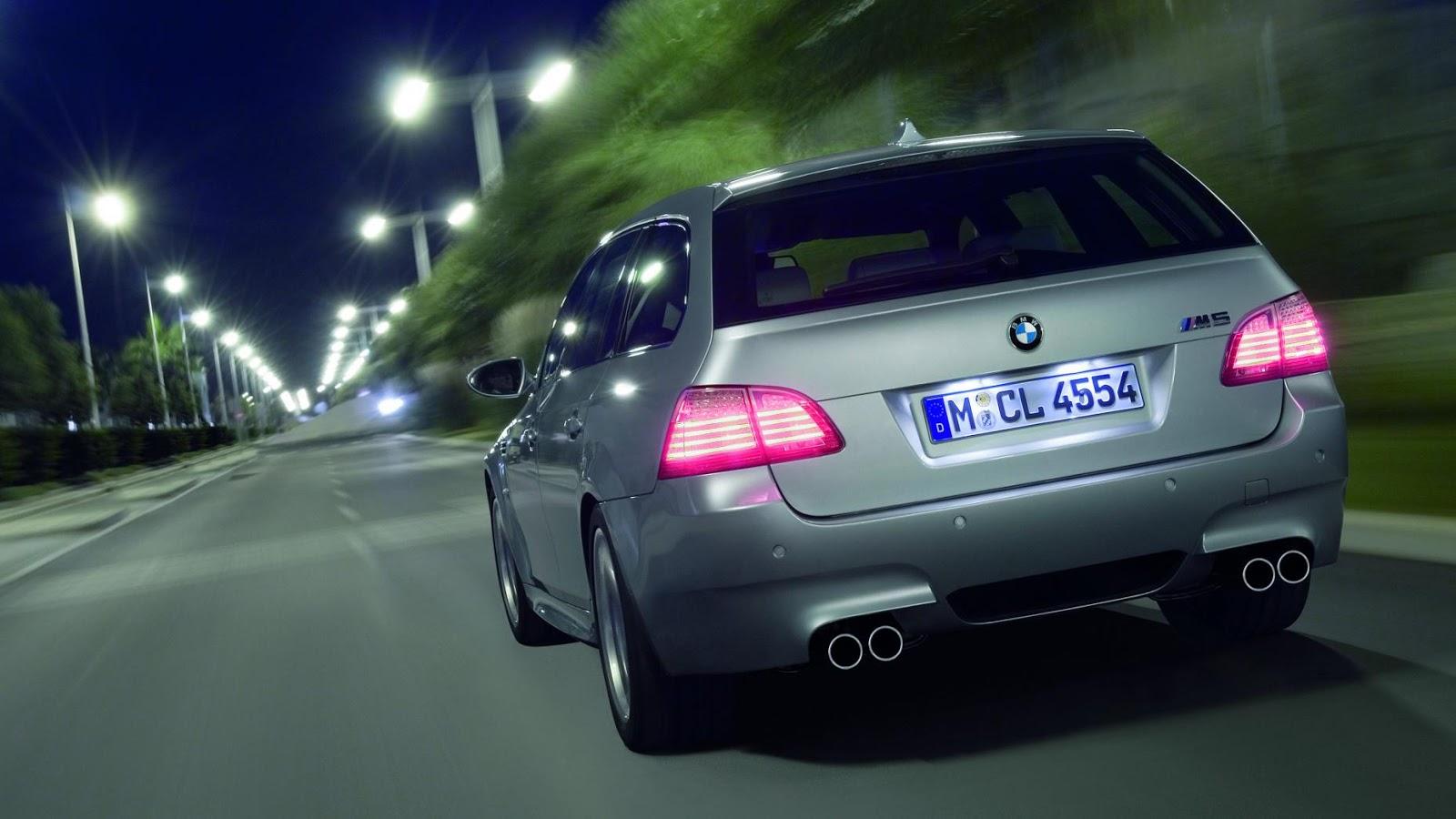 2007 BMW M5 Touring (V10)