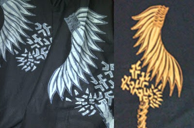 seragam batik tulis