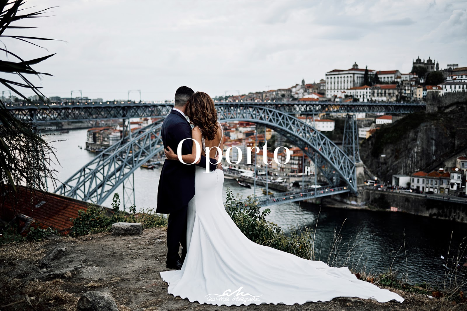 Postboda en Oporto. Porto, Octubre 2018