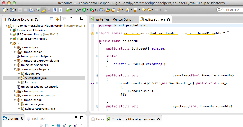 Dinis Cruz Blog: Adding and using new API methods, that are