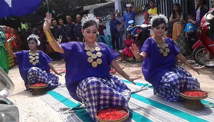 Tari Bosara, Tarian Tradisional Dari Sulawesi Selatan
