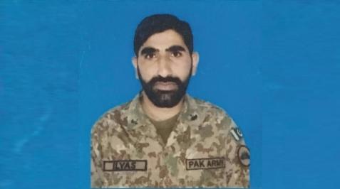 خیبر ایجنسی میں دہشتگردوں کا پاکستانی چیک پوسٹ پر حملہ'سرگودھا کا سپاہی شہید'5 دہشتگرد ہلاک
