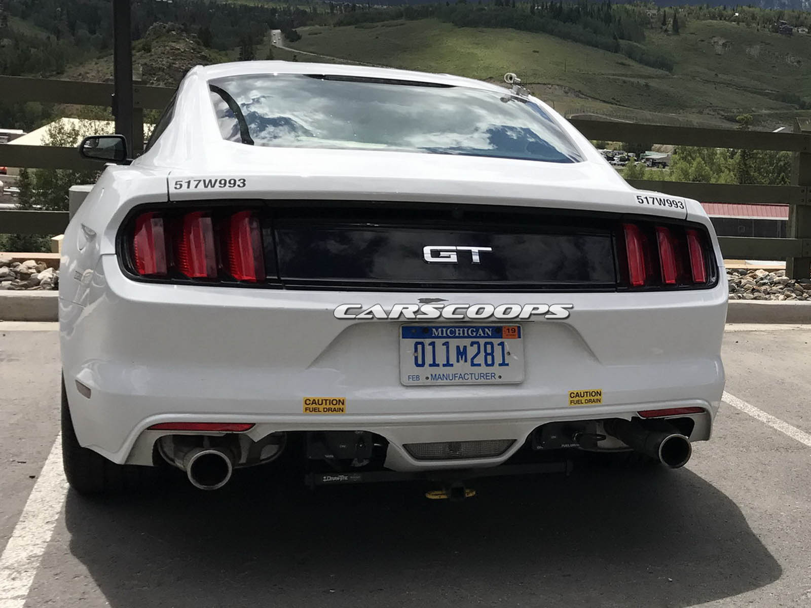 Whats Ford Cookin With These Mustang Prototypes Carscoops