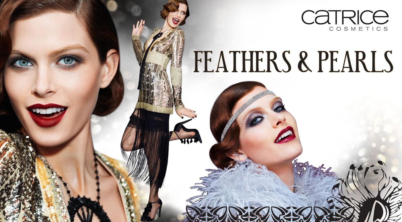 "CATRICE ""Feathers & Pearls"" ( edycja limitowana )"