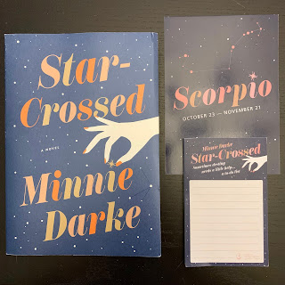 Starcrossed by Minnie Darke