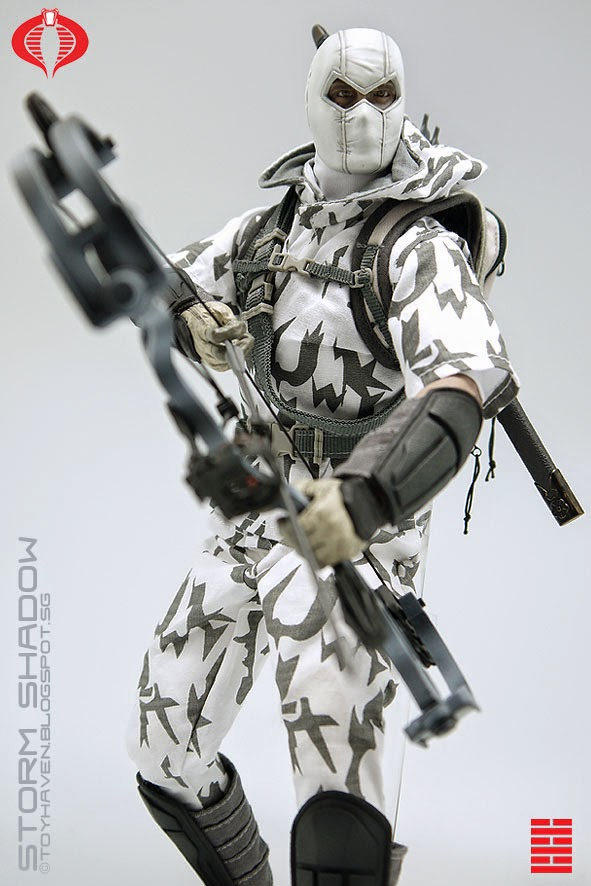 Toyhaven Review Iii Sideshow Collectibles Cobra Ninja Assassin 1 6 Scale Storm Shadow 12 Inch