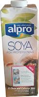 alpro professional soya milk