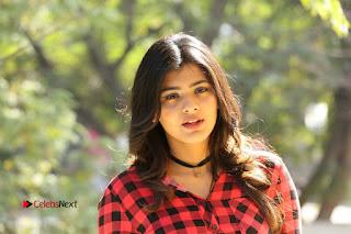 Actress Hebah Patel Stills in Blue Denim Jeans at Nanna Nenu Naa Boyfriends Movie Success Meet  0104.JPG