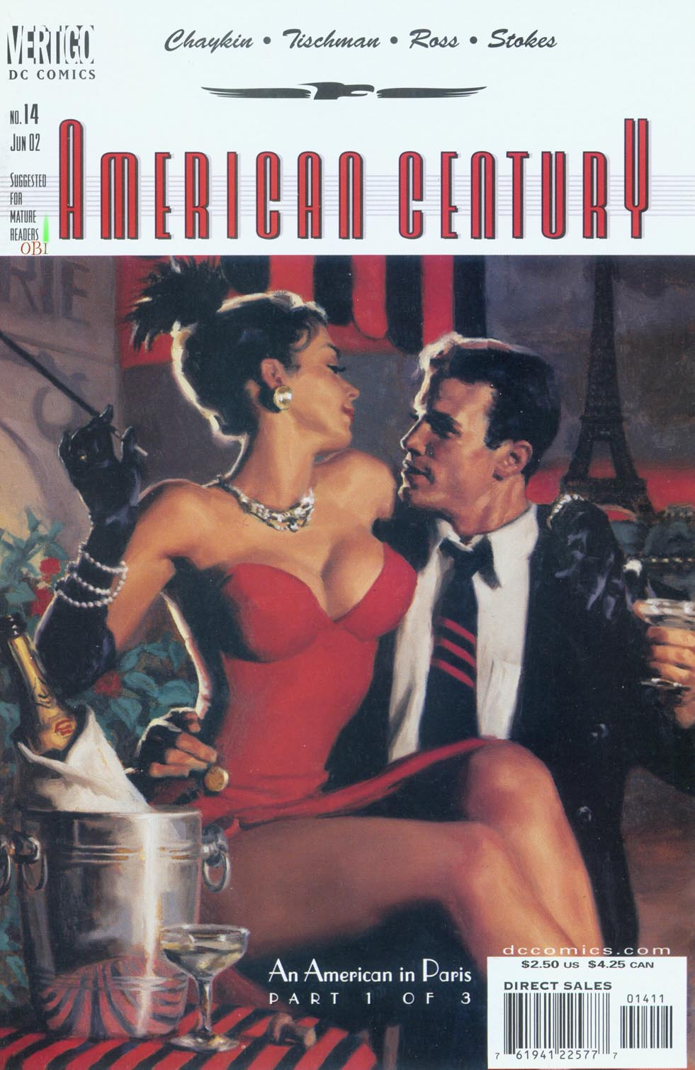 Read online American Century comic -  Issue #14 - 1