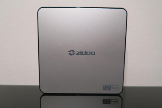 Análise: Zidoo X6 Pro 7