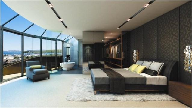 Luxurious Modern Bedrooms 13