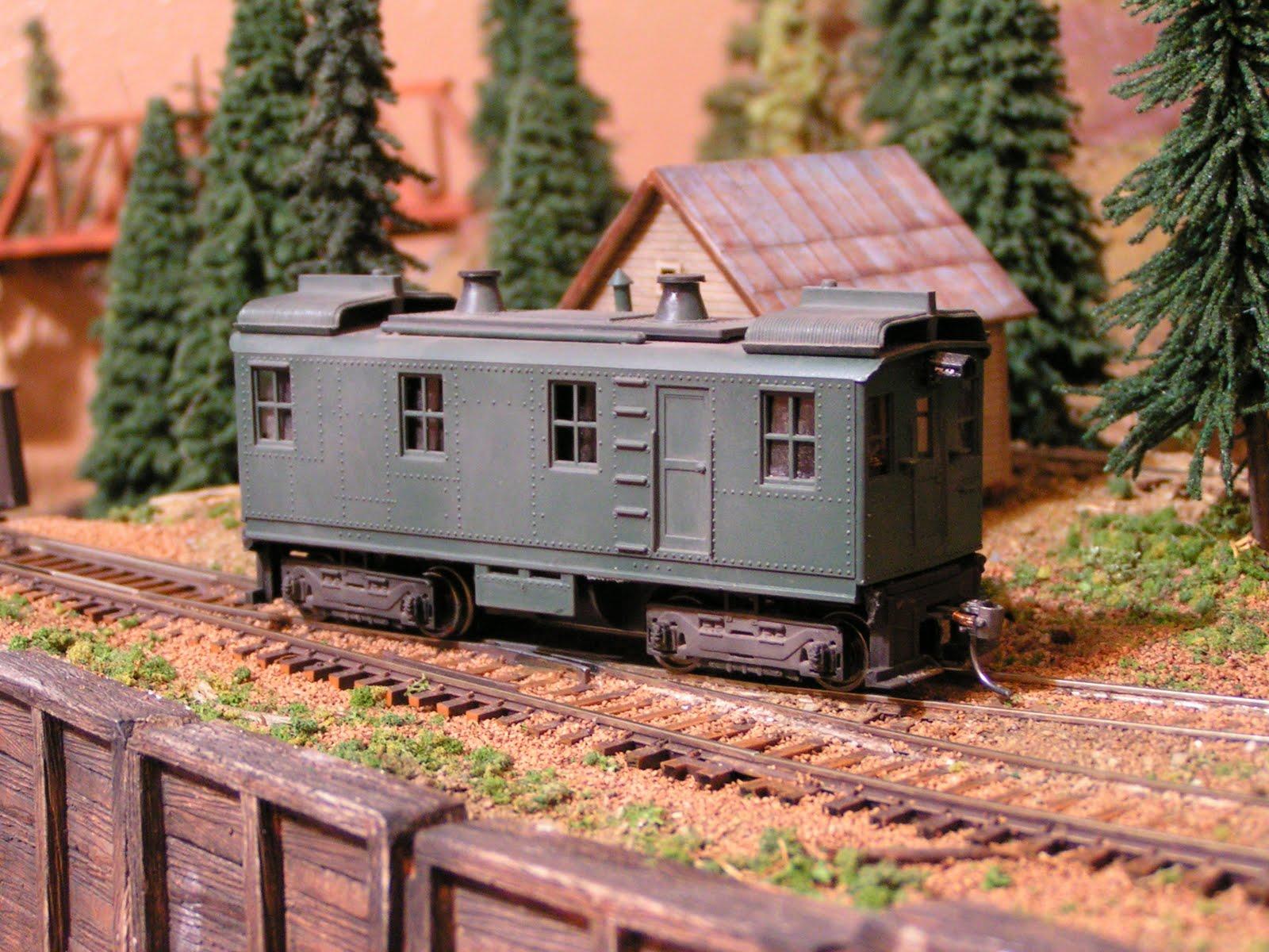 Geared Steam Boxcab Construction