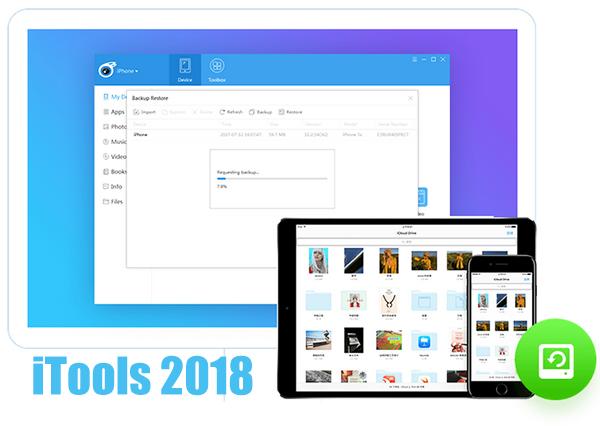 Tải iTools 4.3.6.5 Tiếng Việt và Tiếng Anh mới nhất 2018 cho IOS 9, 10, 11 f