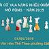 Giải cờ vua năng khiếu Quận 2 mở rộng - Năm 2019