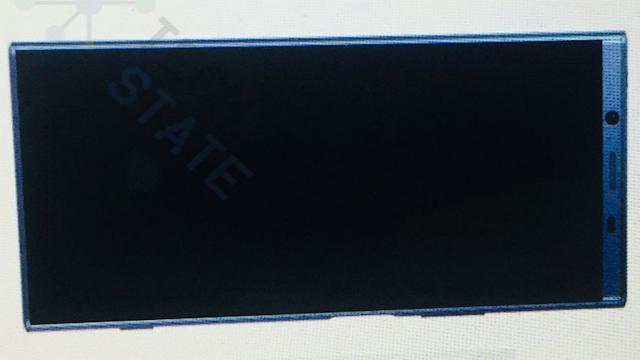 În sfârșit o schimbare în designul Xperia. Să fie acesta următorul Sony Xperia XZ2?