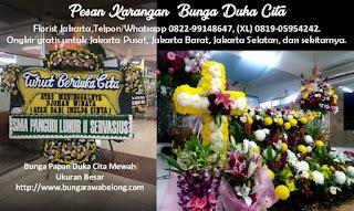 Bunga Duka Cita Grand Heaven Pluit Jakarta Utara