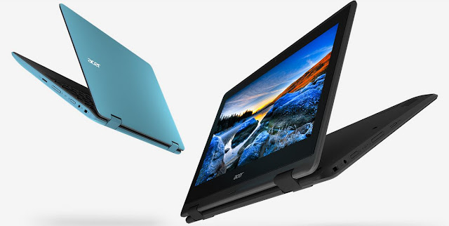 @AcerAfrica New #Spin1 Brings Together Flexible Computing and Sleek Design