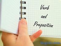 Kumpulan Pasangan Kata Kerja dan Kata Depan yang Kerap Digunakan Dalam Bahasa Inggris