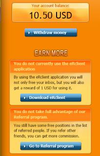 الشرح الكامل والوافي لموقع ermail لربح 100$