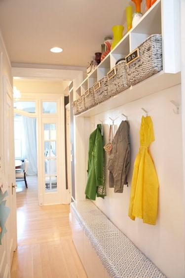 construindo minha casa clean decora o de corredores. Black Bedroom Furniture Sets. Home Design Ideas