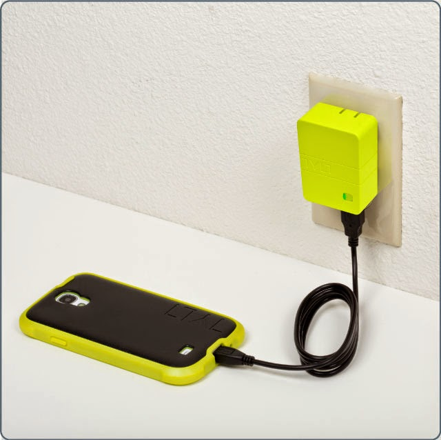 USB Wall Recharger