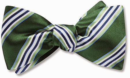 Chase bow tie from Beau Ties Ltd.