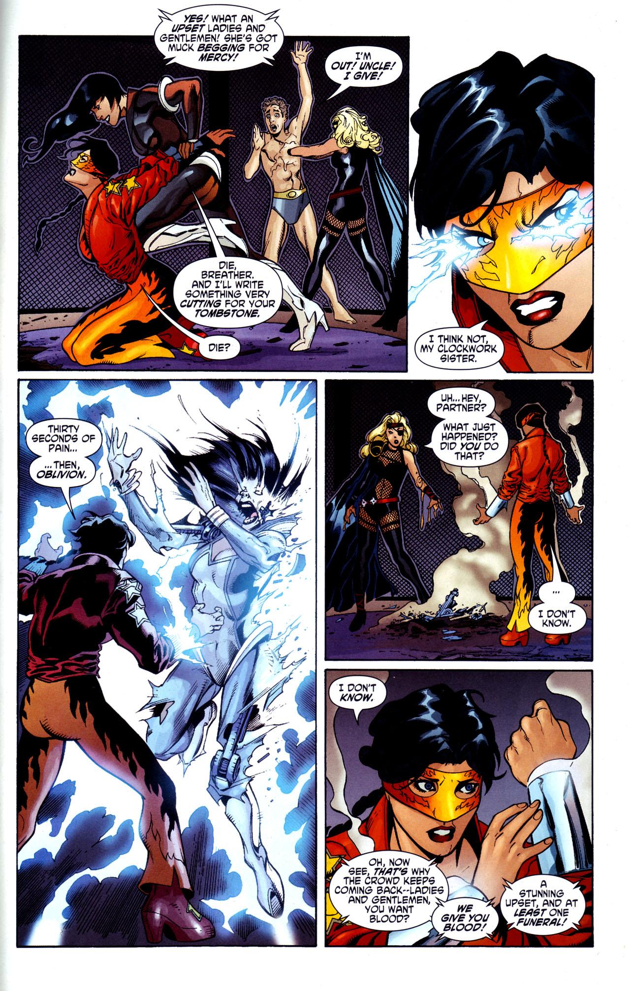 Read online Wonder Woman (2006) comic -  Issue #34 - 22