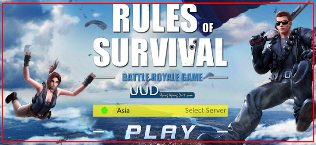 Cara Bermain Game Rules Of Survival Online