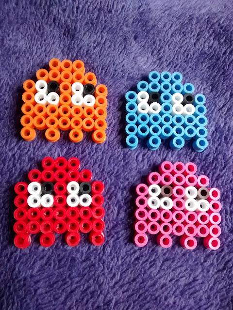 Perler Beads Games