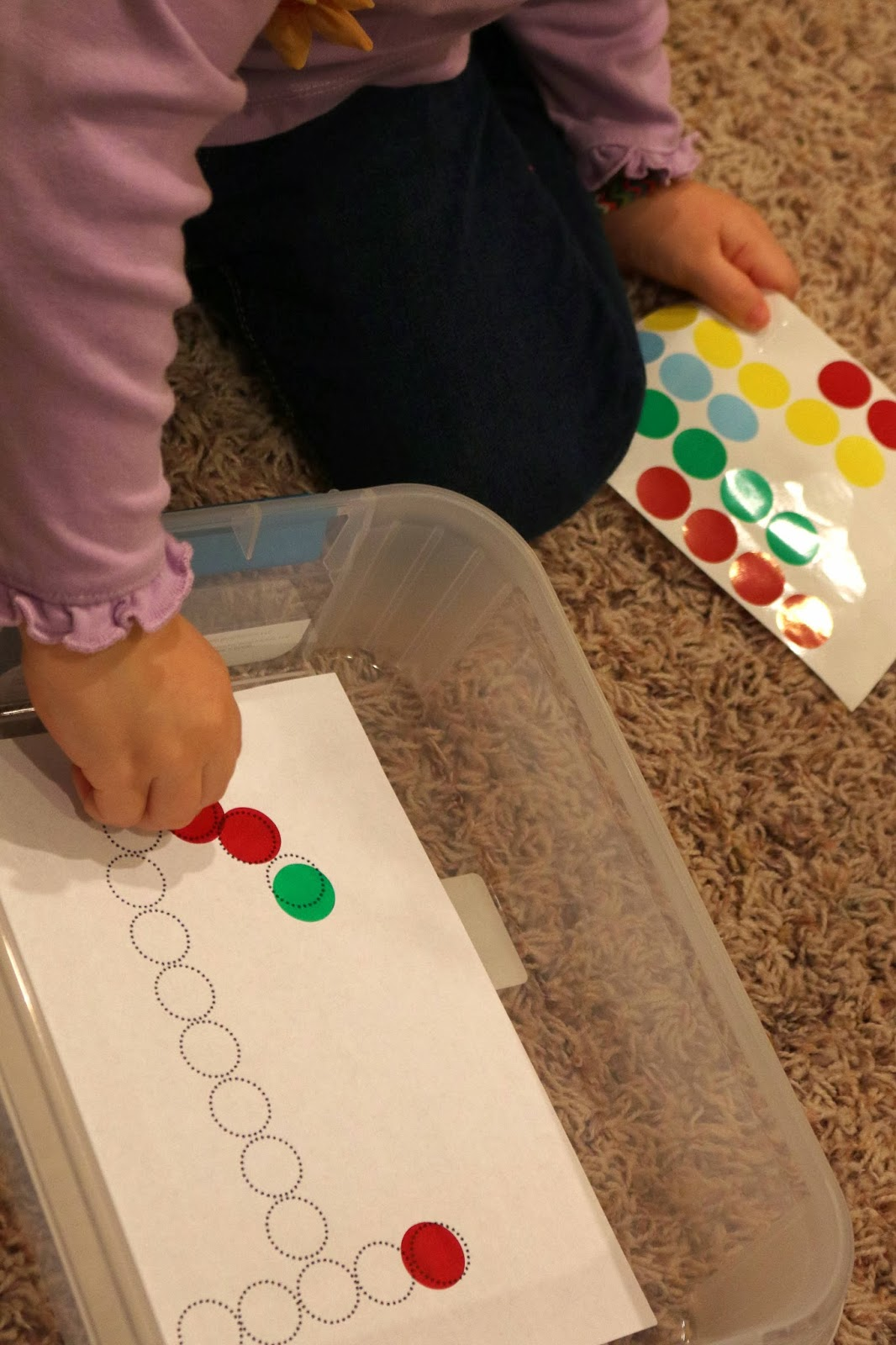 Letter J Toddler Activities