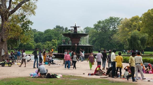 Parque Puerta de la India
