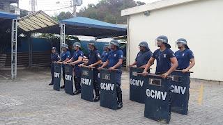 Grande Vitória (ES) vai ter mais 281 policiais da Guarda Civil Municipal