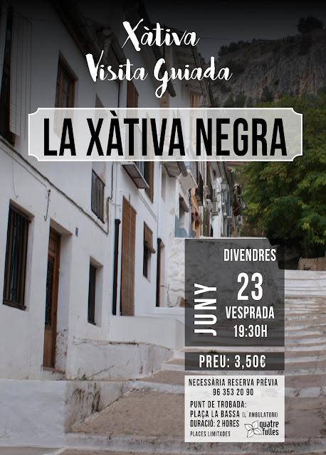 visita guiada Xàtiva