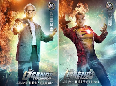 firestorm legends of tomorrow poster image picture wallpaper screensaver