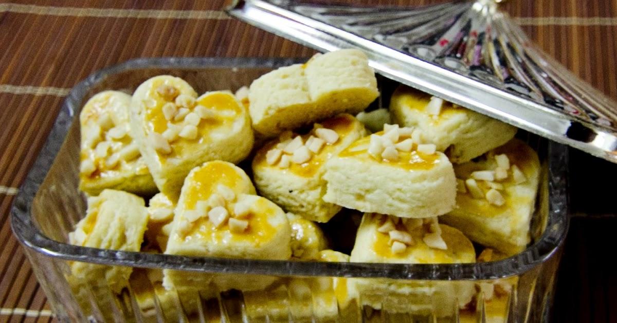 resepi biskut badam rangup resepi bergambar Resepi Biskut Coklat Chip Enak dan Mudah