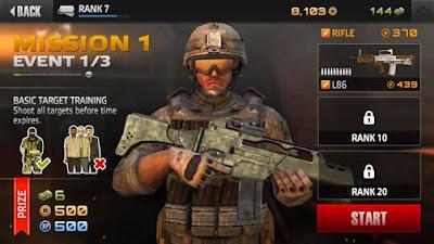 Range Shooter Apk Mod