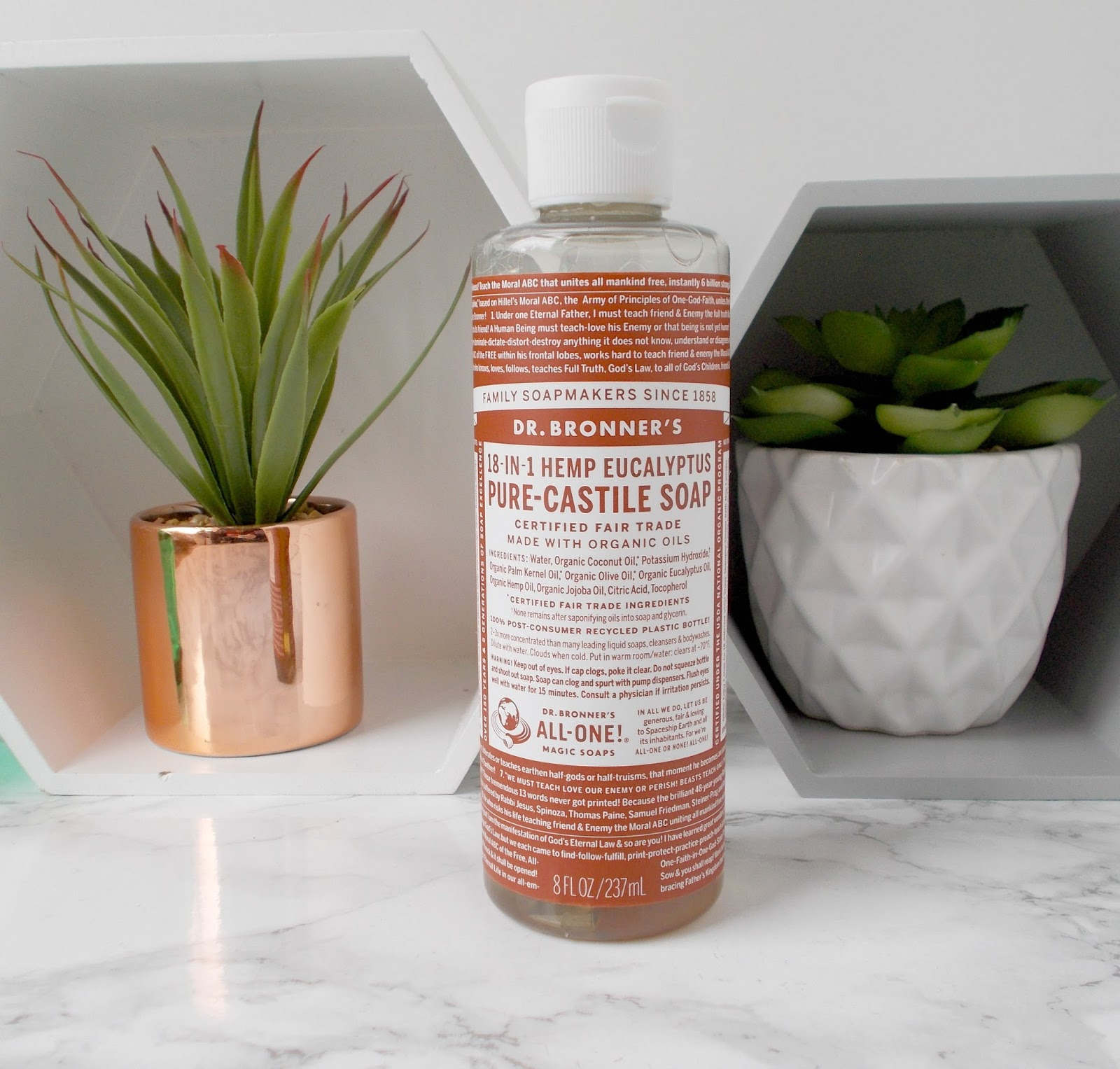 dr. bronner's magic soap review