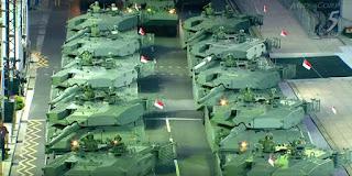 MBT Angkatan Darat Singapura