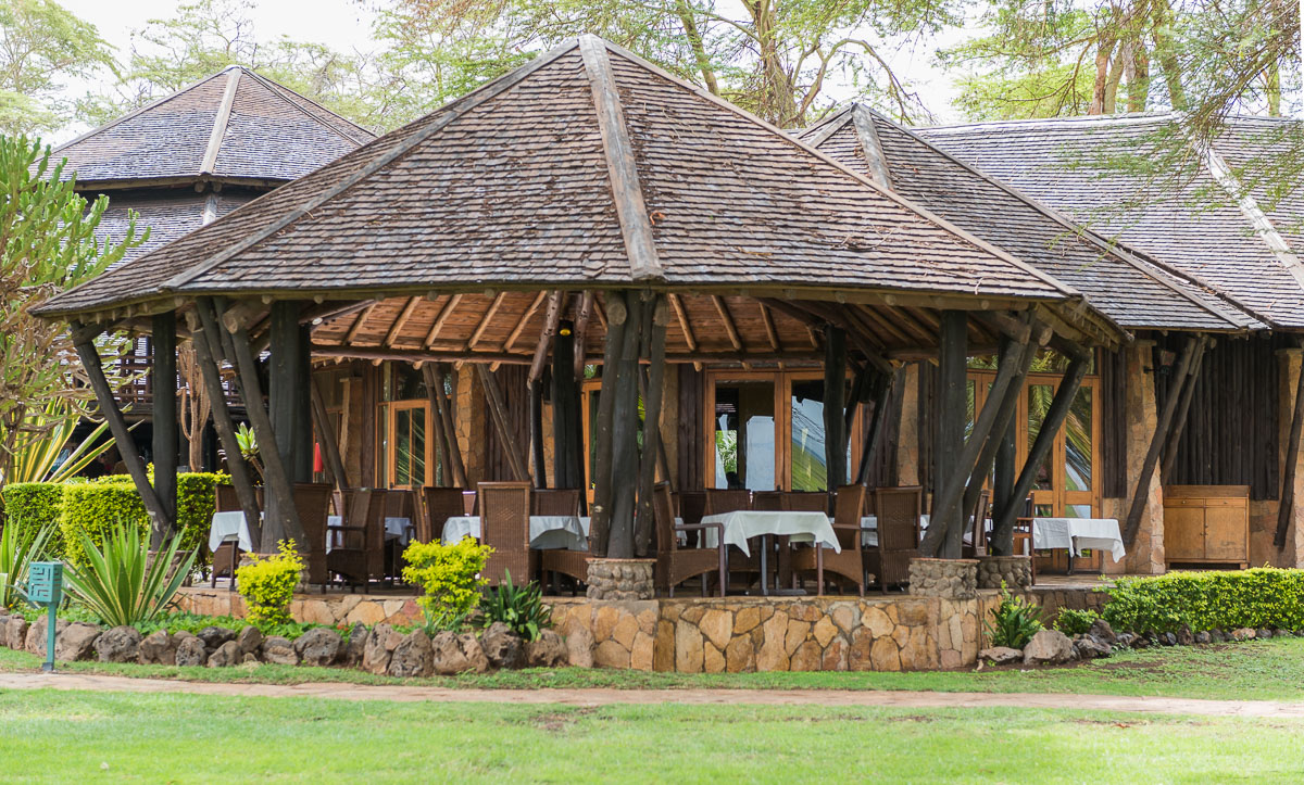 Ol Tukai Lodge, Kenia - Ol Tukai Lodge, Kenya