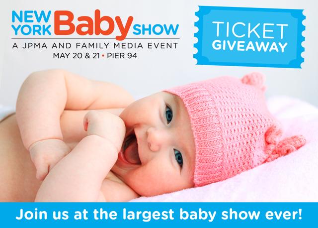NY baby show free code