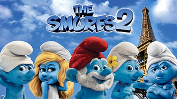 Os Smurfs 2 O Filme