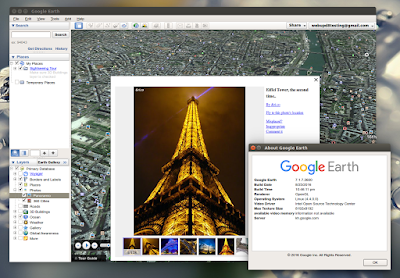 Google Earth Ubuntu 16.04
