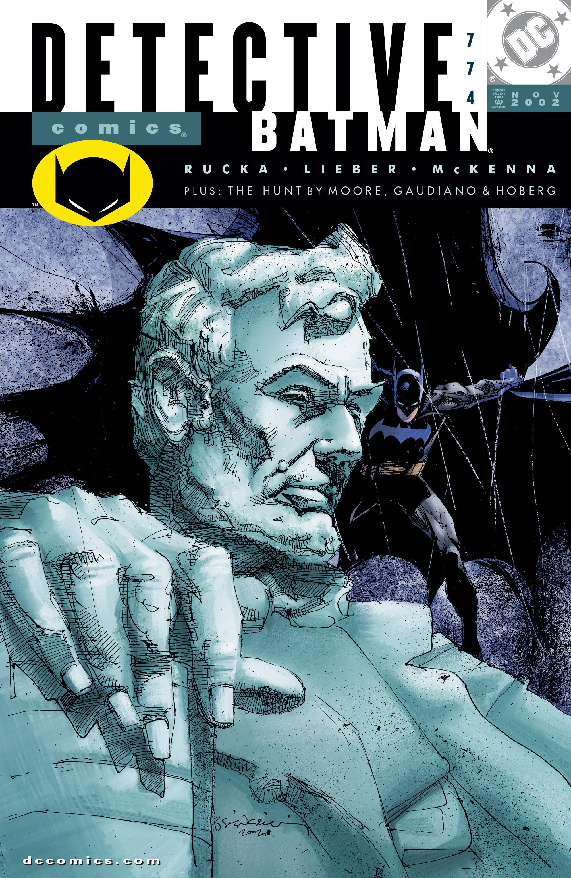 Detective Comics (1937) 774 Page 0