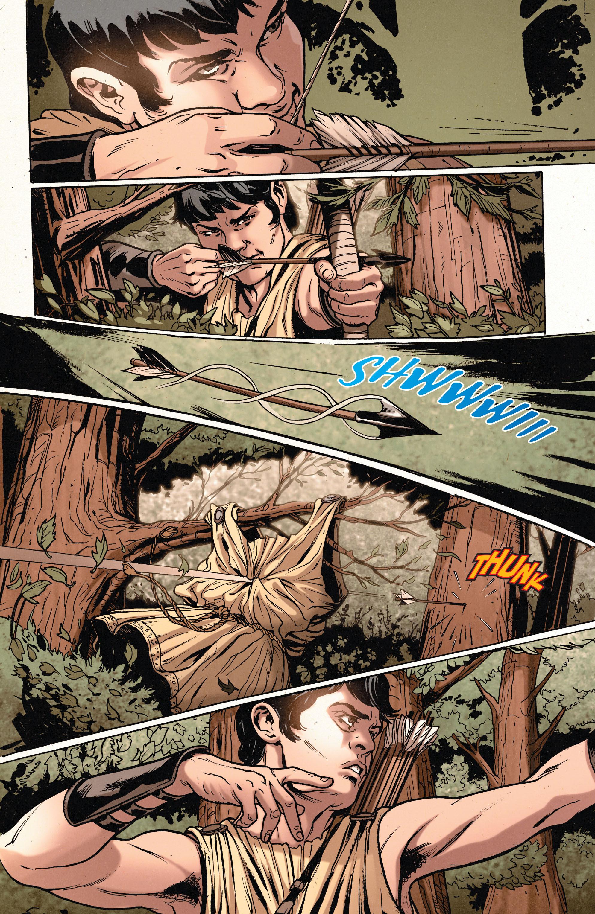 Read online Wonder Woman (2011) comic -  Issue #23.1 - 13