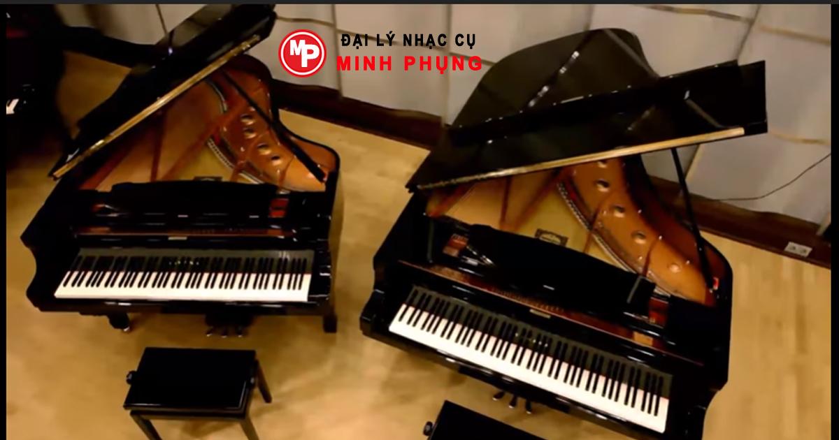 Đàn Piano cơ Yamaha Chính Hãng | Nhập Từ Nhật Bản