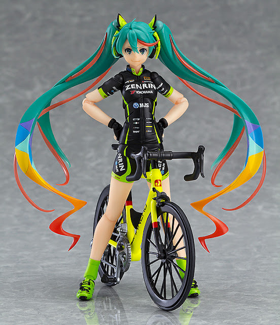 Racing Miku 2016: TeamUKYO Support ver. - Max Factory