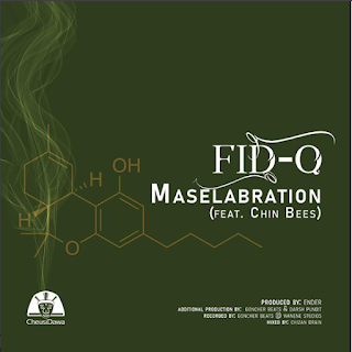 Fid q  ft. Chin Bees -  Maselabration