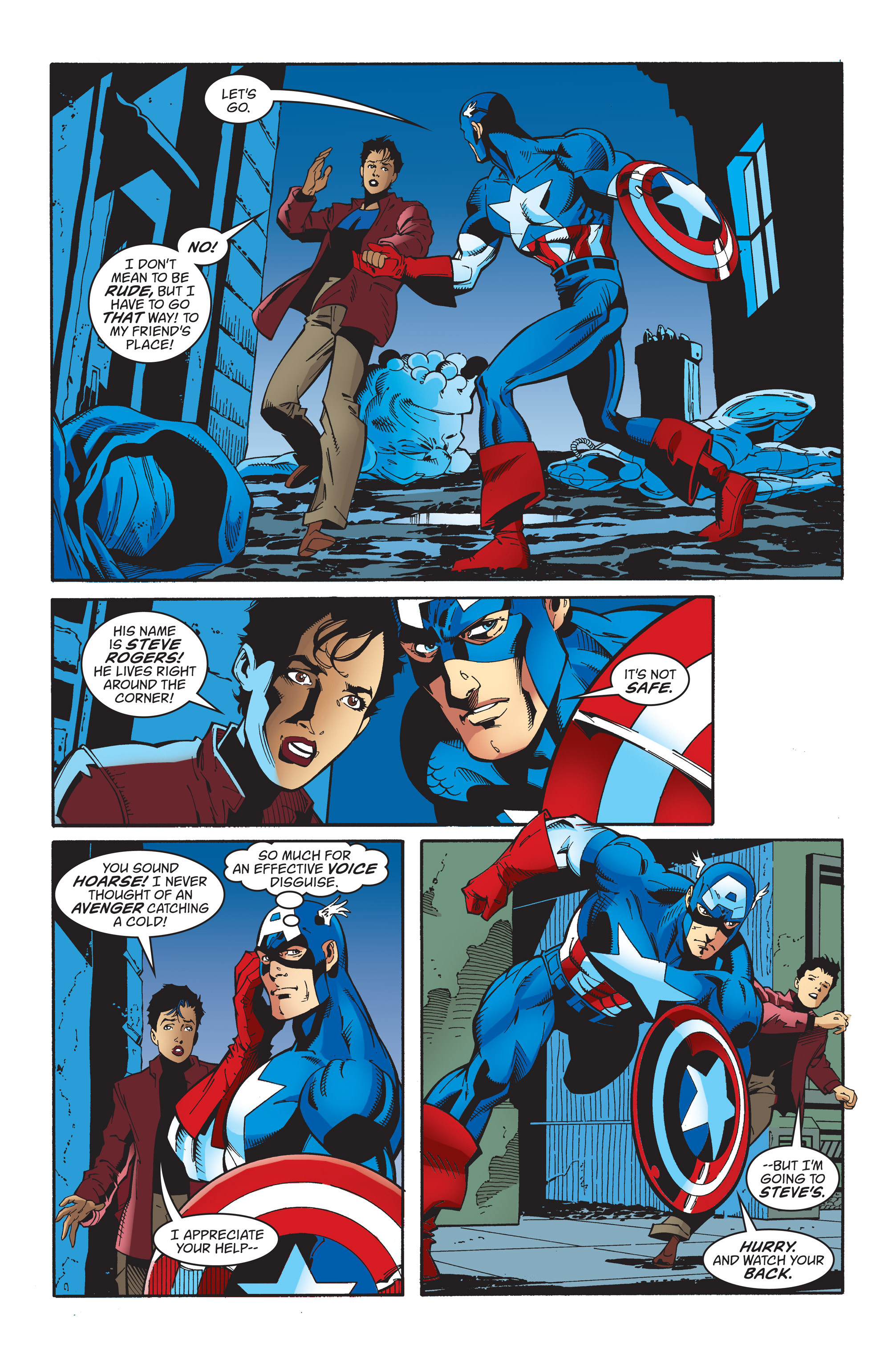 Captain America (1998) Issue #36 #43 - English 5